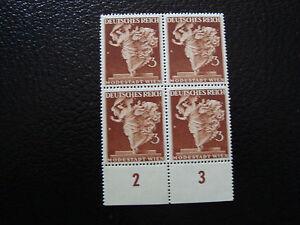 GERMANIA-francobollo-yvert-e-tellier-n-692-x4-n-A5-stamp-germany