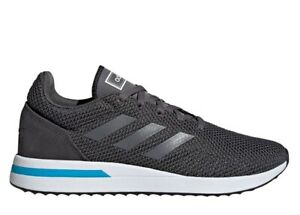 Adidas-RUN70S-F34819-Grigio-Scarpe-Uomo-Sneakers-Sportive