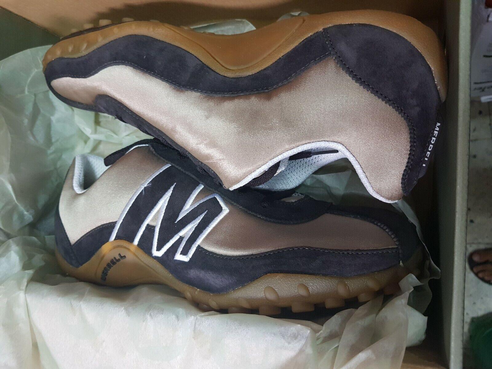 Merrell 574427 SPRINT BLAST LICORICE/WHITE Mens Casual Fashion Shoes UK Sz 10.5