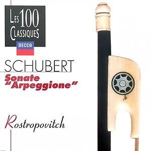 Schubert-CD-Sonate-034-Arpeggione-034-Les-100-Classiques-France-M-EX