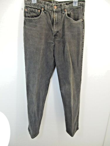 Jeans 32 Couleur Taille Coton X 100 Marque 550 Jj8 Noir 33 Levi Style aPa0rq