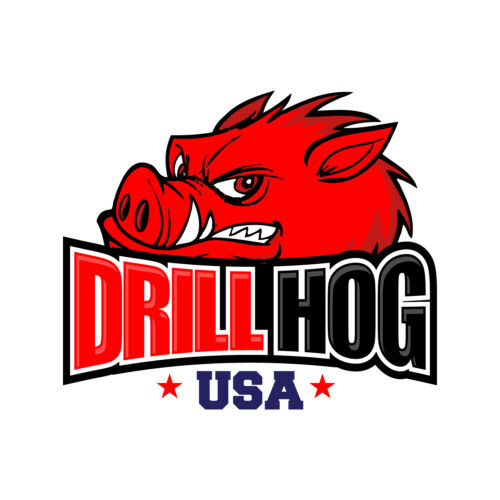 "Drill Hog 5//8/"" Drill Bit 5//8/"" Bit Silver /& Deming Lifetime Warranty Pack of 5"