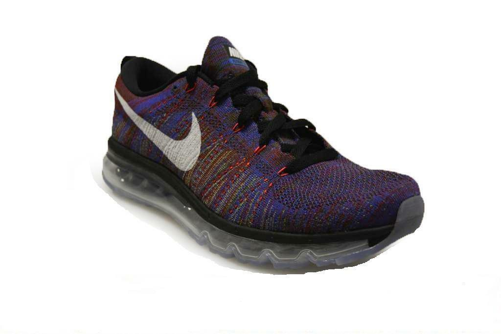 Mens NIKE FLYKNIT MAX fonctionnement Trainers 620469 016