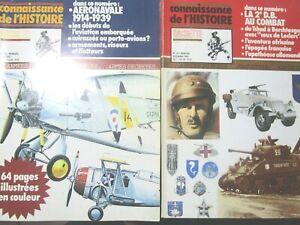 Lot-2-Connaissance-de-l-039-Histoire-Aeronavale-1914-1939-La-2e-DB-au-combat