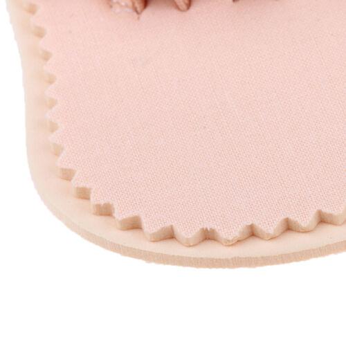1 Paar Zehenspreizer Krallenzehen Bandage Korrektur Separator Zehentrenner