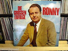"★★ 12"" LP - RONNY - Die Grossen Erfolge - Dunja Du - Anja Anja - Kenn Ein Land"