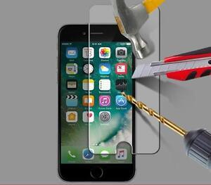 100-Genuino-Protector-de-Cristal-Templado-para-iPhone-Apple-7-Mas-NUEVO