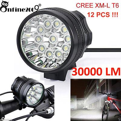 3500 Lumens  Q5 LED 4 Modes Bicycle HeadLamp Bike Light Cycling Headlight XI