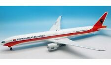 INFLIGHT 200 IF277730615 1/200 TAAG ANGOLA AIRLINES 777-3M2/ER D2-TEG INC STAND