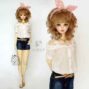 1//3 8-9 Dal Pullip BJD SD MSD AI YOSD dollfie Doll T-shirt toy clothe 116