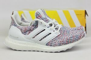 3f29df78ab695 ADIDAS ORIGINALS ULTRABOOST 4.0 WHITE MULTI-COLOR 2 MEN DB3198 NEW ...