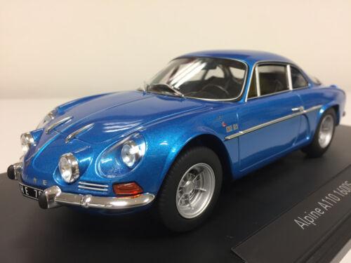 Norev Alpine Renault A110 1600S Bleue 1971 1//18 185300 13 18 19