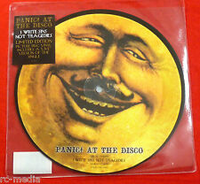 """PANIC AT THE DISCO - I Write Sins Not - Rare UK 7"""" Picture Disc (Vinyl Record)"""