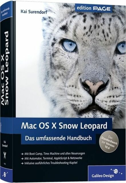 Mac OS X Snow Leopard von Kai Surendorf (2009, Gebunden)