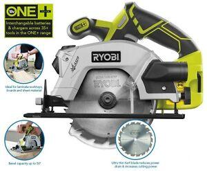 Ryobi 18v cordless circular saw with 150mm blade guide rail image is loading ryobi 18v cordless circular saw with 150mm blade keyboard keysfo Choice Image