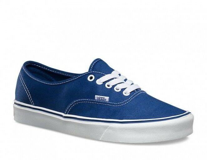 Vans Authentic Lite shoes (Navy) V4OQIP0  Official UK Stockist