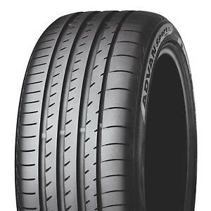 2 x 225/40/18 92Y XL (2254018) Yokohama Advan Sport V105 Performance Road Tyres