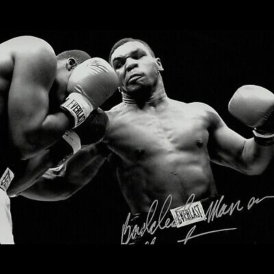 """Mike Tyson poster wall art home decoration photo print 24/"""" x 24/"""" inches"""