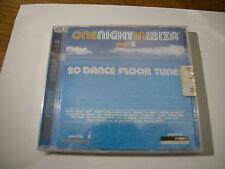 ONE NIGHT IN IBIZA PART 3  NEW NUOVO SIGILLATO CD