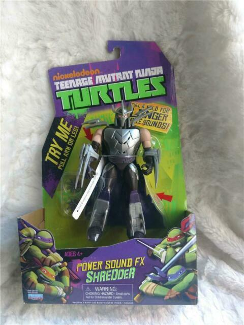 tmnt 2012 shredder mutated