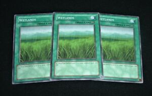 Yugioh-Wetlands-LODT-EN054-NM-MINT-3X-Common-1st-Edition