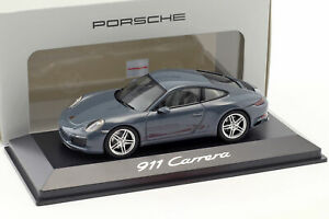 Porsche-911-991-II-carrera-Coupe-ano-de-fabricacion-2016-grafito-azul-1-43-Herpa