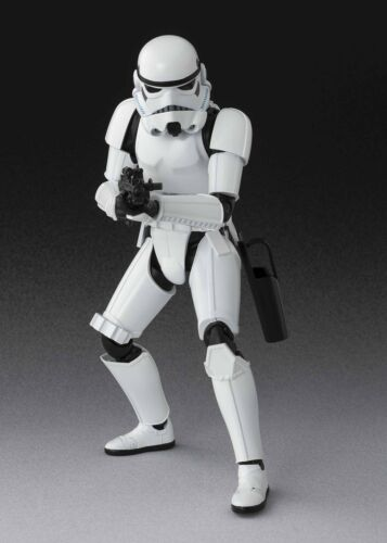 SH Figuarts Star Wars Stormtrooper 150mm STRA WARS: A New Hope Approx