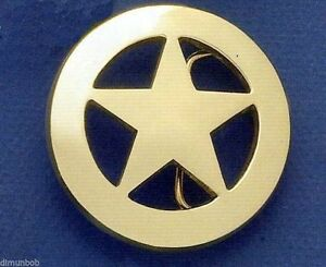 Ranger-Star-Badge-Belt-Buckle-Brass
