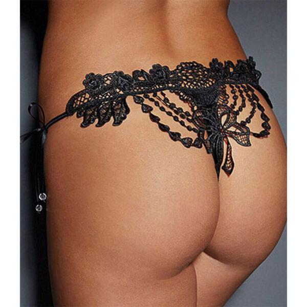 Sexy Damen Spitze Panties G-String Tanga Unterwäsche Unterhose Slip Dessous Mode