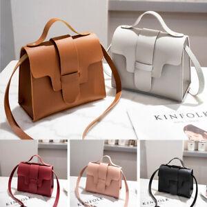 Women-Shoulder-Bag-PU-Leather-Envelope-Crossbody-Messenger-Handbag-Purse-Small