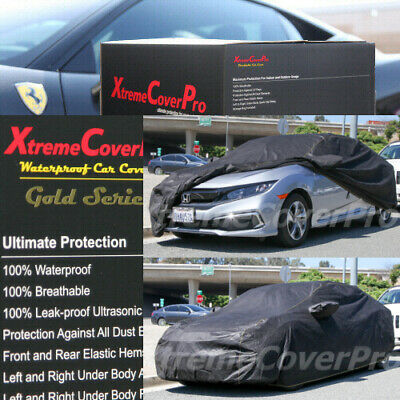 2001 2002 2003 2004 2005 Honda Civic Coupe Breathable Car Cover w//MirrorPocket
