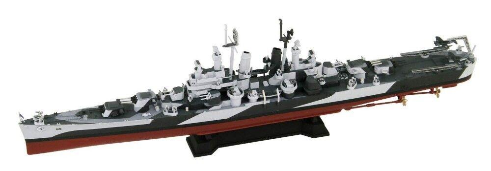 Pit-Road Skywave USN Light Cruiser CL-89 USS Miami 1 700 Scale Kit Model