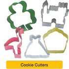 Shaped COOKIE CUTTERS - Animal Themes - Baking Cake Biscuit Sandwich Toast