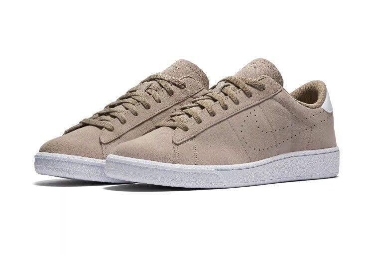 the best attitude 24096 24a58 Nike Tennis Classic CS CS CS Suede para hombres retro zapatos 829351 201  Khaki comodo el corte mas popular de zapatos para hombres y mujeres 593006