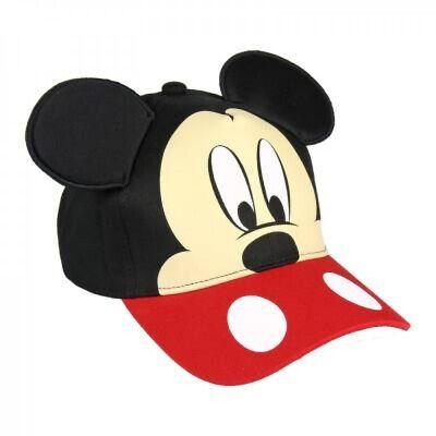 Mickey mouse 3d character Kids Summer Sun Baseball Cap new Mini mouse