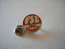 a1 VSE KISVARDA FC club spilla football futball pins csapok ungheria hungary