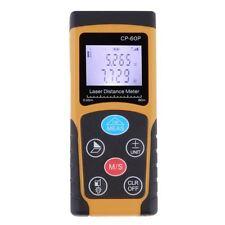 Medidor laser de distancia CP-60P hasta 60 metros herramienta de medición 60 m