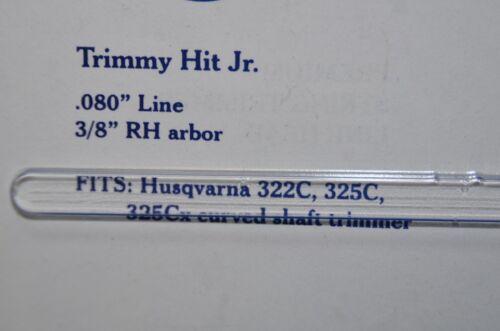 NOS OEM Husqvarna Trimmy Hit Jr Premium String Trimmer Line Head 322C 325C 325CX