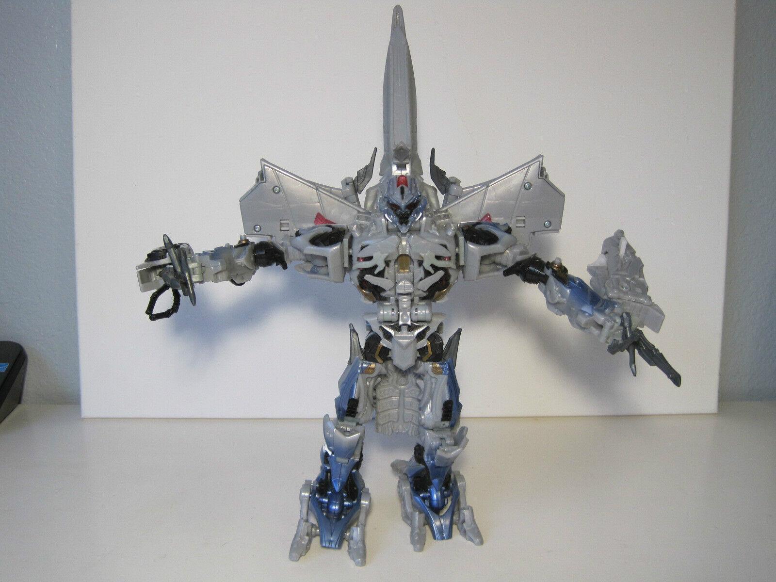 Transformers Movie 1 ROTF Leader Class Megatron Action Figure  2
