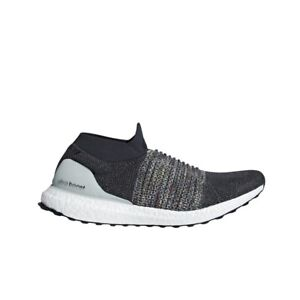 ad49b142d Image is loading Adidas-UltraBoost-Laceless-Carbon-Solid-Grey-Ash-Silver-