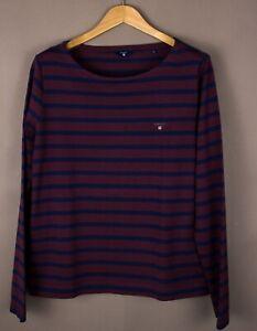 GANT Herren Freizeit Henley Pullover Größe XL ASZ1202