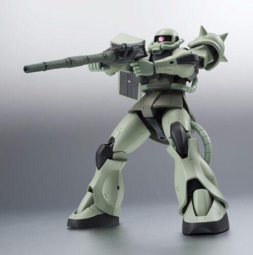 ROBOT SPIRITS lato MS MS-06 ZAKU II VER a.n.i.m.e Action Figure GUNDAM BANDAI