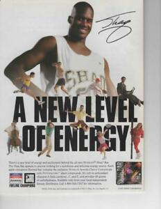 1995-SHAQ-BARS-PRINT-AD-NBA-LEGEND-SHAQUILLE-O-039-NEAL-034-A-NEW-LEVEL-OF-ENERGY-034
