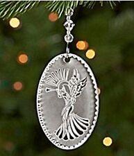 2011 Waterford Angel Crystal Ornament NIB 155928