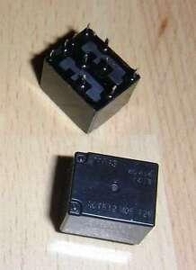 5pcs PANASONIC NAIS ACT512 RELAIS, 12VDC, 35A / 20A, 2 X SPDT 20A 12V KFZ Relay