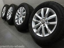 16 Zoll Winterräder original VW Passat 3G B8 Felgen Sepang 3G0601025 DOT 0415
