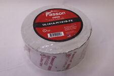 Fasson Aluminum Foil Tape 25 X 60 Yards 0800