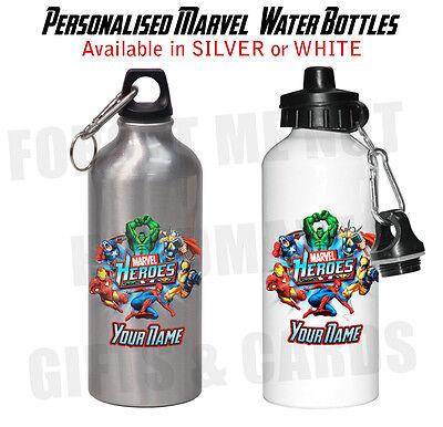 Hulk bouteille d/'eau Entièrement Imperméable choix de couleur personnalisée
