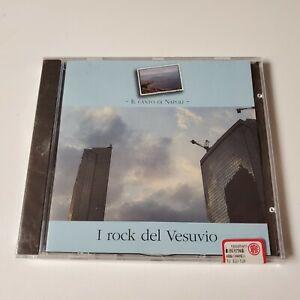 NEWI rock del Vesuvio Il canto di Napoli CD 1998 Italy L'Unità Various OOP Rare