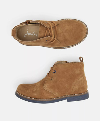 Joules Kids Woodland Ankle Boot